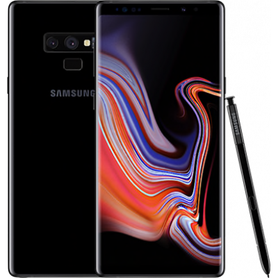Samsung Galaxy Note9 128Gb Midnight Black (черный)