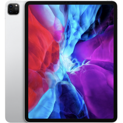 iPad Pro 12.9 (2020) 256GB Wi-Fi + Cellular Silver