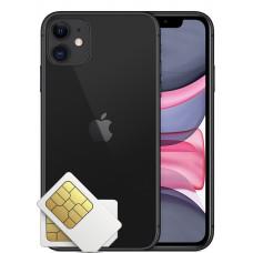 iPhone 11 64GB 2 SIM Black
