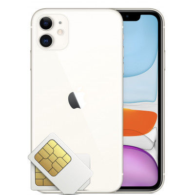 iPhone 11 64GB 2 SIM White