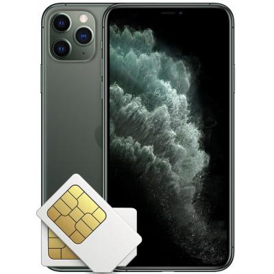 iPhone 11 Pro Max 512GB 2 SIM Midnight Green