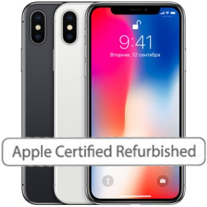 Apple Certified Refurbished