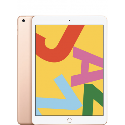 iPad 2019 32GB Wi-Fi Gold