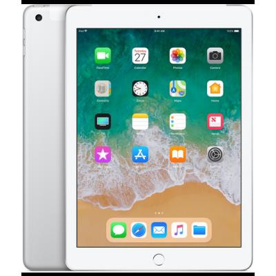 iPad 2018 128Gb Wi-Fi Cellular Silver