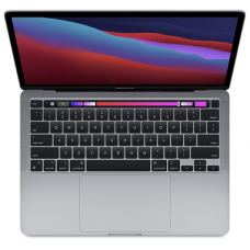 MacBook Pro 13 (M1, 2020) Retina Touch Bar 8GB, 512GB Space Gray MYD92
