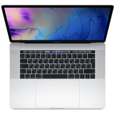 MacBook Pro 15 (2019) Retina Touch Bar 2,3 GHz, 16GB, 512GB Silver MV932