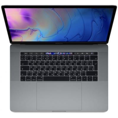 MacBook Pro 15 (2019) Retina Touch Bar 2,3 GHz, 16GB, 512GB Space Gray MV912