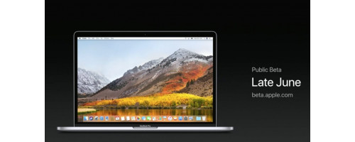 Презентация Mac OS High Sierra