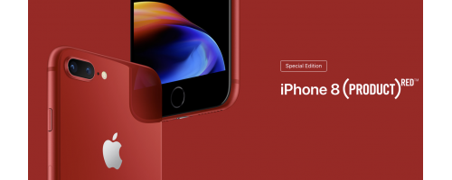 iPhone 8 (PRODUCT) RED Special Edition купить в Самаре