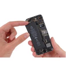 Ремонт iPhone 5S / SE замена аккумулятора