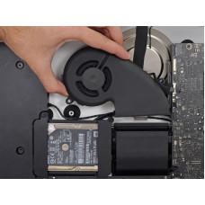 Ремонт сист. охлаждения iMac