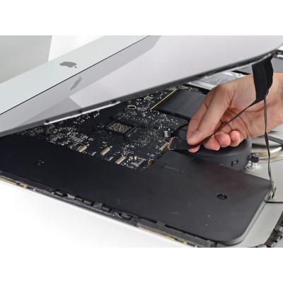 Чистка + термопаста iMac