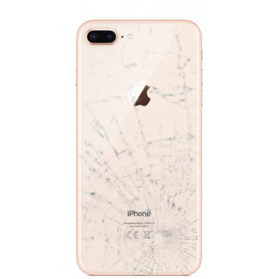 Ремонт iPhone 8 Plus замена стекла корпуса