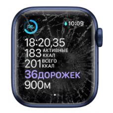 Ремонт Watch S6 замена стекла дисплея