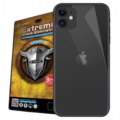Защитная пленка X-One Extreme Shock Eliminator iPhone 11
